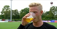 Genialt interview med kommende Horsens-spiller: 'Har hørt man må drikke øl under Bo H.'