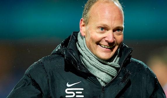 Officielt: Niels Frederiksen ny U21-landstræner