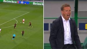 TOR, TOR, TOR: Ung Leipzig-indskifter sparker tyskerne tæt på semifinalen