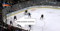 Svensk NHL-stjerne scorer fra egen zone - via banden