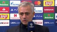 Mourinho: 'Jeg vil gerne møde dem i CL-kvartfinalen'