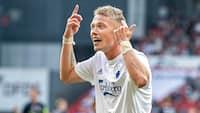 Thygesen om FCK-stjernen Fischer: Var bedre da han kom hjem fra udlandet