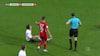 Werder Bremen så rødt og er i bundesligalimbo efter nulløsning