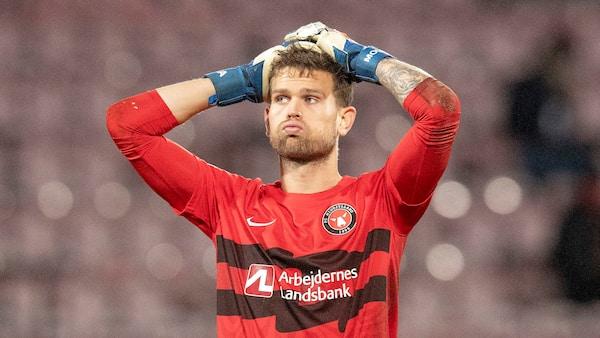 Dansk målmand forlader norsk fodboldklub efter skandale