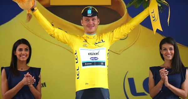 Tour de France er tilbage på tysk tv