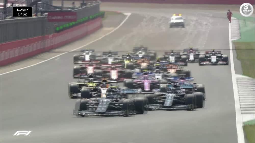 Nye begrænsninger for Formel 1-motorerne til det belgiske grandprix