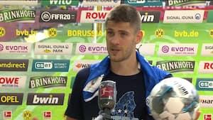 Firemåls-skytten Kramaric: 'Det er en drøm at score fire gange her'