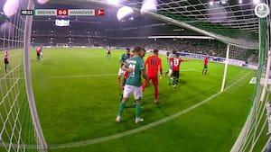 Werder fik ét point i Anthony Jung-debut - Se målene her