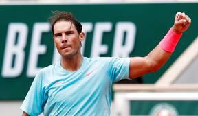 Nadal kører amerikaner over og avancerer i French Open