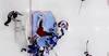 Hvor uheldig kan man være? NHL-målmand med komisk selvmål i playoff-brag