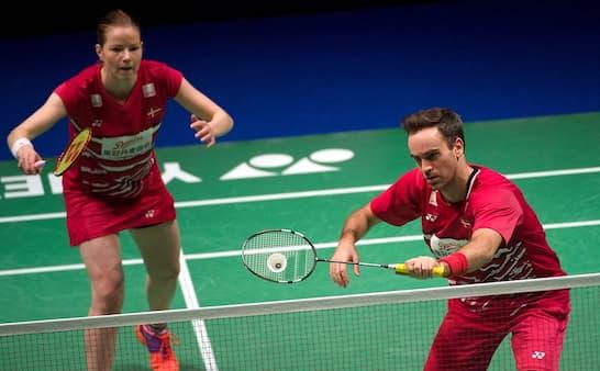 Danmark genvinder hold-EM i badminton med sikker sejr
