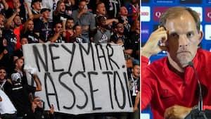 PSG-fans raser mod Neymar - og Tuchel forstår dem godt