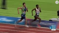 'Det er fuldstændig vanvittigt af den unge nordmand!' - atletik-kommentator forbløffet over norsk præstation