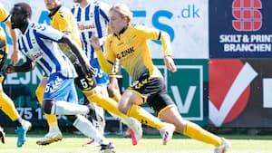 Rygtet til hollandsk storklub: Her er unge Jeppe Kjærs bedste aktioner i foråret