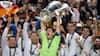 Et vildt og intenst slutspil venter i Lissabon: Casillas løftede CL-pokalen her i 2014