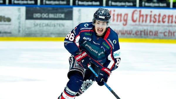Ishockeyspiller tiltales for vold efter slag under kamp