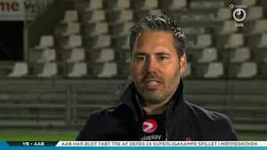 Cifuentes efter 1-1 i Vejle: Især tilfreds med boldomgangen