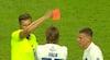 Ny FCK-spiller dummer sig: Bliver indskiftet og trækker RØDT kort