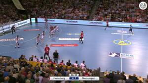 TV: Lauge smadrer Flensburg på 5-1 med kanon-kasse