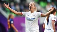 De hylder Ada Hegerberg efter Champions League-målrekord i Hjørring