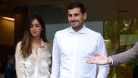 Iker Casillas' kone afslører: Ramt af kræft