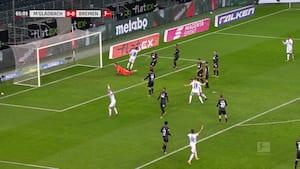 TOR, TOOOOOR, TOOOOOR: Se alle målene fra 17. spillerunde i Bundesligaen
