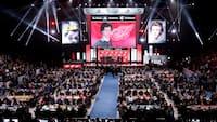 NHL-draft i nat - dansker ventes draftet og klar til NHL