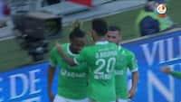 Knækkede til sidst: Dolberg og Nice taber til St-Etienne - se afgørelsen her