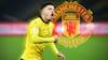 Solskjær om Sancho: Han passer perfekt ind i Manchester Uniteds spillestil