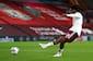 Arsenal gør det onde ved Liverpool - sender dem ud efter straffesparkskonkurrence