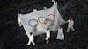 Australske atleter rykker ind i OL-byen efter byggerod