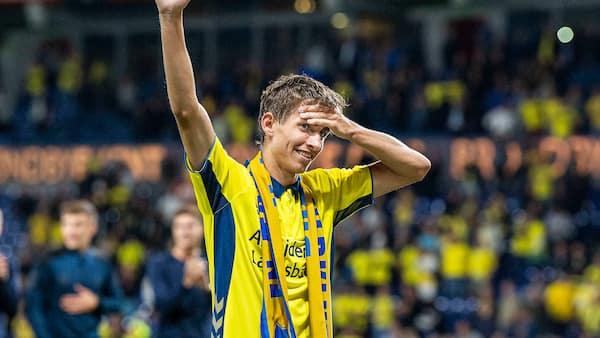 Brøndby-helt: Jeg føler mig som en af fansene