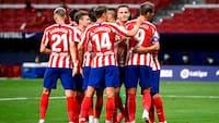 Atlético Madrid aflyser træning efter coronatilfælde