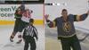 RETRO: NHL's hårdeste hund smadrer modstander og jubler på arrogant vis