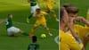 Se det her: Fredericia-talent scorer klassemål og laver gab-gab-fejring