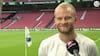 Boilesen gjorde comeback efter 14 måneders pause - se hans smil