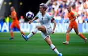 Amerikansk fodboldhelt afviser at gå i kamp efter krise-tid