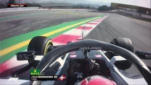 Mercedes var hurtigst og Magnussen lavede fantomredning - se alle højdepunkter fra F1-testen her
