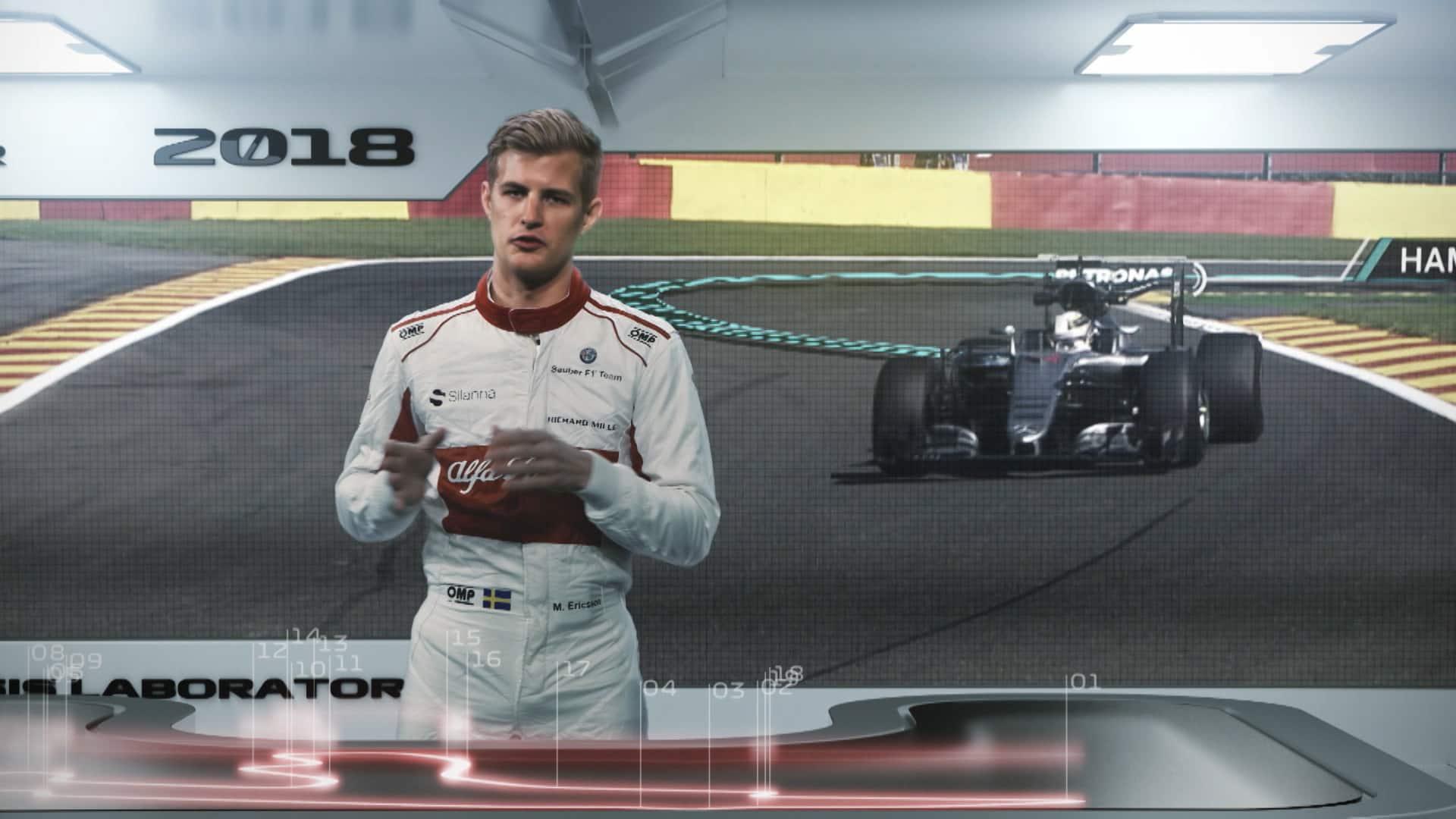 Formel 1 kaoset