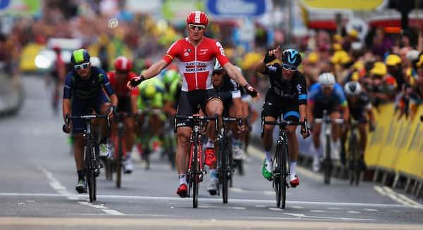 Bak om Giro-sejr: Greipel mere sulten end Kittel