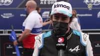 'Vi eksekverede det løb, vi gerne ville' - Alonso stiller sig tilfreds med ottendeplads i Frankrig