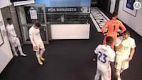 Avis: Benzema og Vinicius Jr renser luften efter sladder i tunnelen