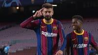 Barcelona tager en kneben sejr over et svækket Dynamo Kiev-mandskab - se alle højdepunkter her