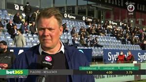 Lyngby-direktør om truppens udsigter: 'Hvis de ikke vil være en del af det, så skal de ikke være her'
