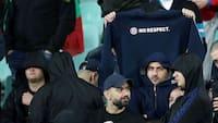 Seks anholdt efter Englands skandalekamp i Bulgarien