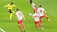 Sanchos drømme-mål giver Dortmund perfekt start i pokalfinalen
