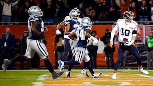 Er Mitch Trubisky værd at holde fast i eller ej: Bears' udskældte QB leverer storkamp i 31-24-sejr over Cowboys
