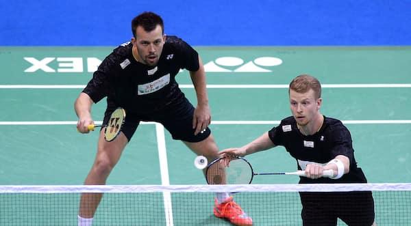 Fremstormende badmintondouble tager ny sejr i Kina