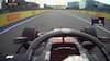 'Front row! Front row!' - Verstappen og crewet JUBLER efter vild kval