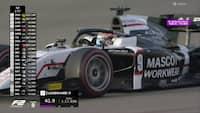 WOW: Lundgaard 0.003 sek fra poleposition i vild F2-kvalifikation